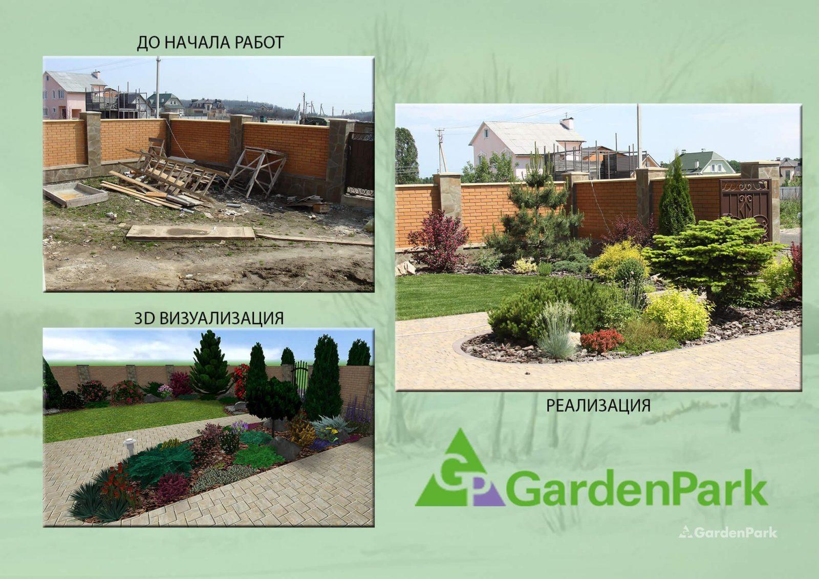 Проекты до и после реализации
