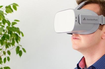 Виртуальная реальность вашего сада