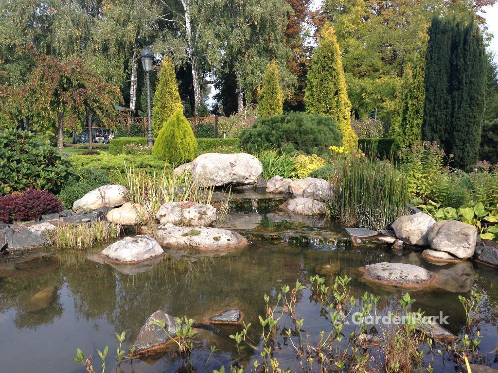 Створення водоспадів і озер