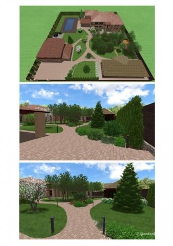 Проект к.м. GreenWood