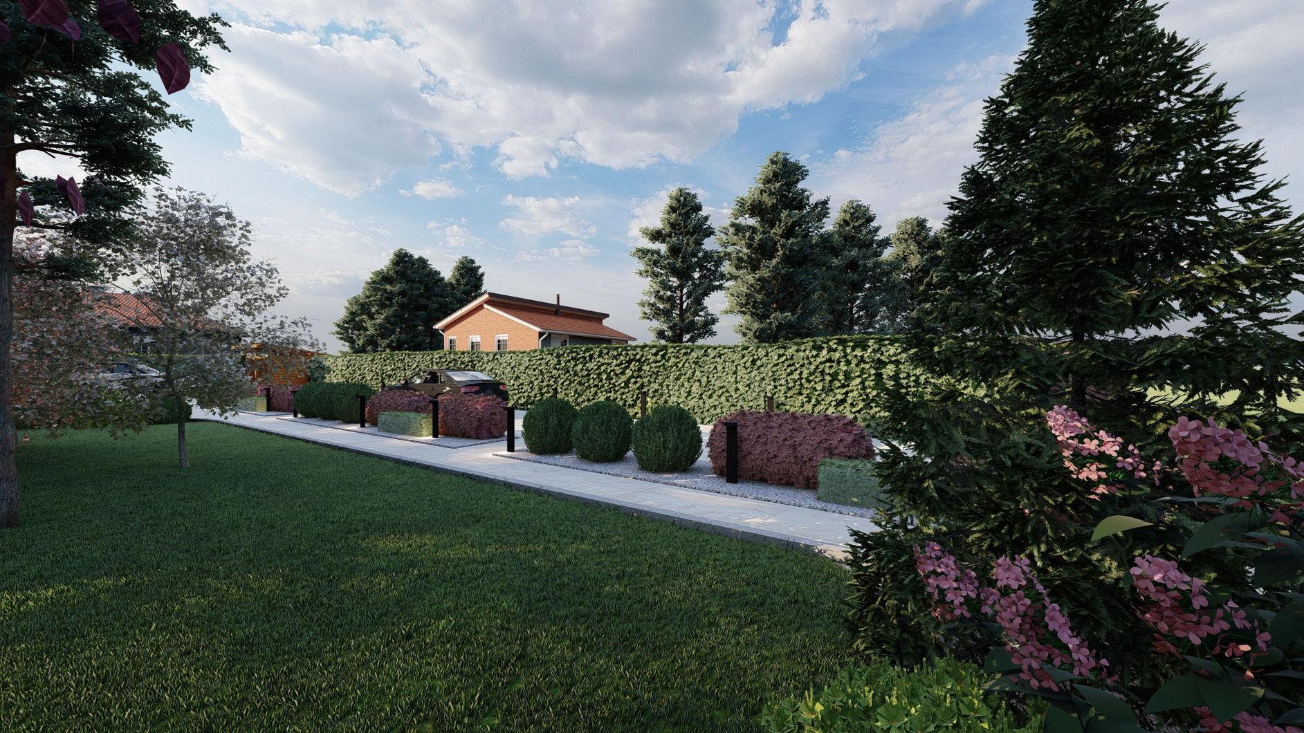 3D Lumion Landscape