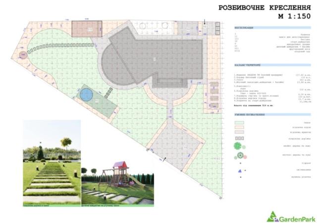 Проект Осокорки 2021